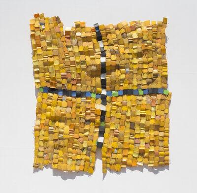 Serge Attukwei Clottey, 'Constant iteration', 2018