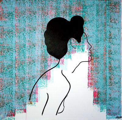 "Skoya Assemat-Tessandier, '""Bittersweet Memories °II"", No Hope for us Dreamers? #LXX', 2013"