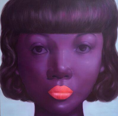Attasit Pokpong, 'Purple Face', 2014