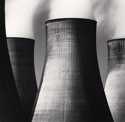 Michael Kenna, 'Ratcliffe Power Station, Study 46, Nottinghamshire, England', 2003