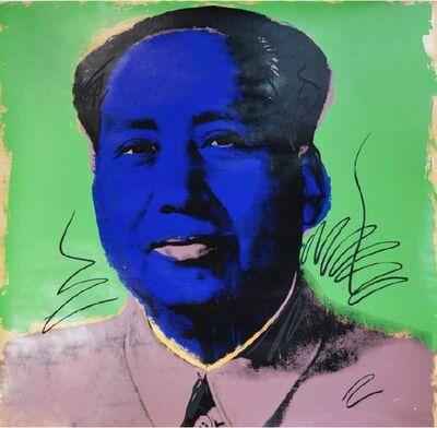 Andy Warhol, 'Andy Warhol, Mao ( II 90), Screenprint, 1972', 1972