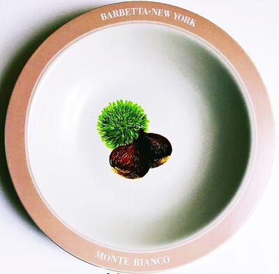 Massimo Vignelli, 'Monte Bianco - Barbetta - New York, NY', 2000