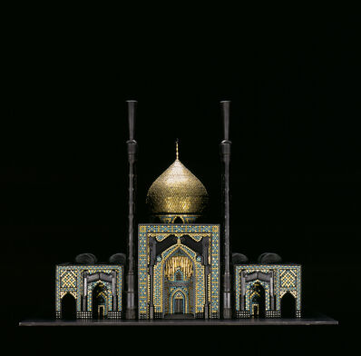 Al Farrow, 'Bombed Mosque', 2010