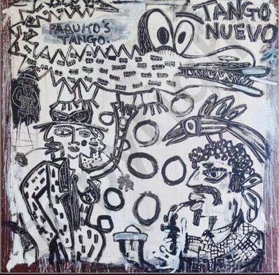 John van Orsouw, 'Paquito's Tango', 2016
