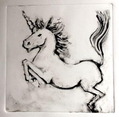 Annie Shaver-Crandell, 'Half-Unicorn, 1/2', 2020
