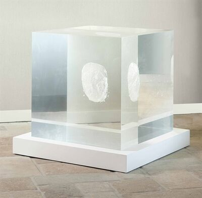 Anish Kapoor, 'Untitled (cube)'