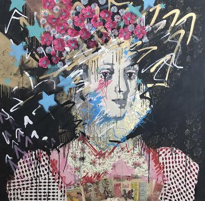 Hermes Berrio, 'Queen Marie Leszczynska', 2017