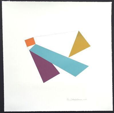 Charles Hinman, 'Kite, from Kites Suite', 2013