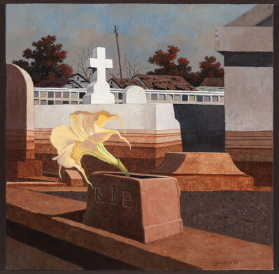 Rolland Golden, 'Angel's Trumpet', 2007