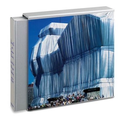 Christo, 'Christo and Jeanne-Claude. Wrapped Reichstag, Berlin, 1971–1995', 1996
