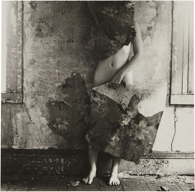 Francesca Woodman, 'Providence, Rhode Island from Space2', 1976
