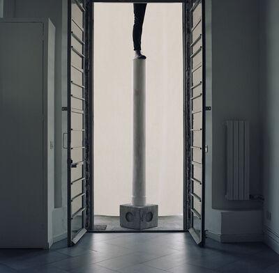 Tom Lovelace, 'In preparation, Milan', 2018