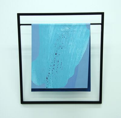 Helen Calder, 'Teal Blue', 2018