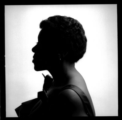 Bert Stern, 'Dinah Washington', 1958