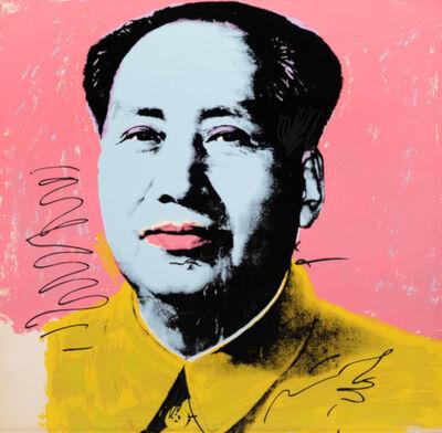 Andy Warhol, 'Mao, F. & S. II.91', 1972