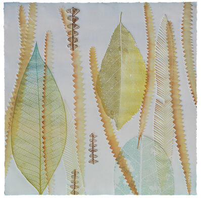 Katherine Warinner, 'Leaves 1', 2019