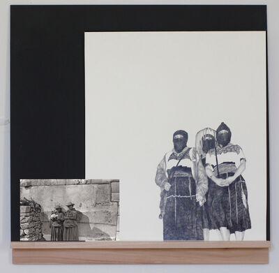Adriana Bustos, 'Mujeres', 2018