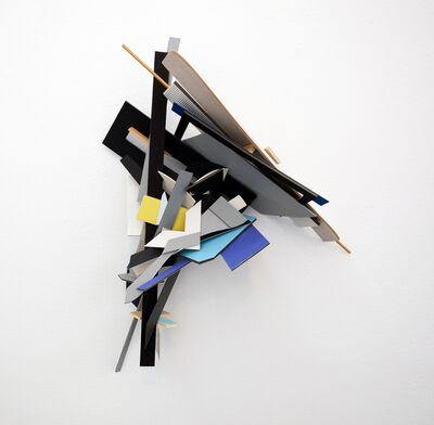Colin Ardley, 'Corner/Hellerau', 2017