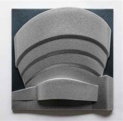 Richard Hamilton, 'The Solomon R Guggenheim(Metalflake and Silver/Gunmetal)', 1976