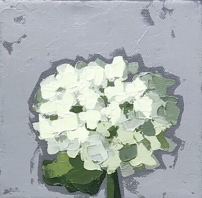 Christie Younger, 'Little Green Hydrangea No. 2', 2019