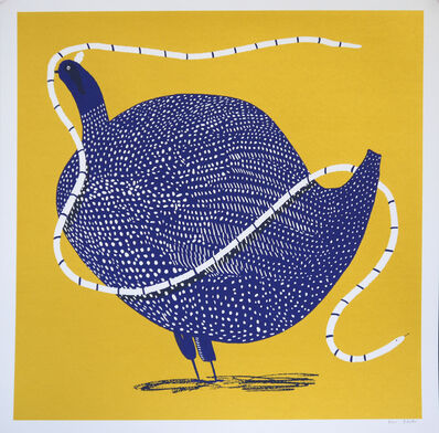 Rose Blake, 'Golden Guinea Fowl', 2015
