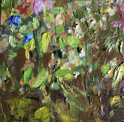 Bruno Zupan, 'Green Leaves', 2019