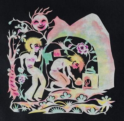 Xiyadie, 'Cave 洞', 2003