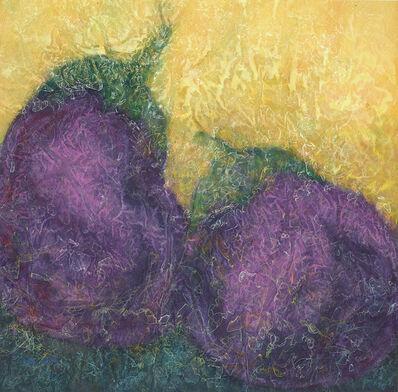Nancy Chu Woo, 'Two Aubergines', 2013