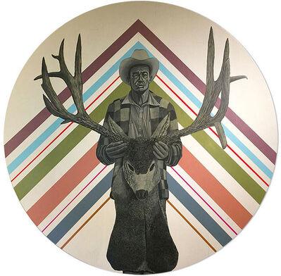 Kevin Chupik, 'Muley', 2018