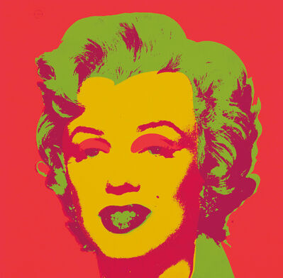 Andy Warhol, 'Marilyn', 1969