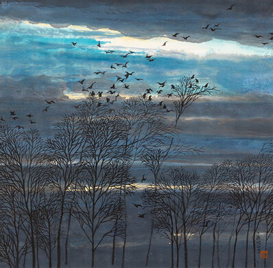 Zi Yao 子尧 Shen 沈, 'Home to Roost', 2018