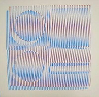 Carlos Cruz-Diez, 'Composition', 1972
