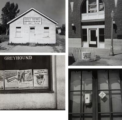 Dorothea Lange, 'Selected images', 1941-1942
