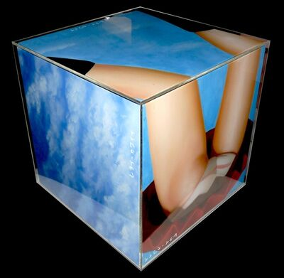 Aya Toshikawa, 'cube5', 2011