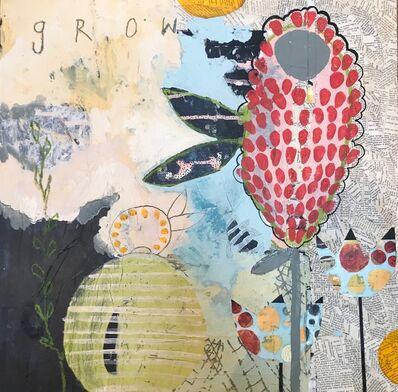 MARIE NAJERA, 'Grow XIV', ca. 2018
