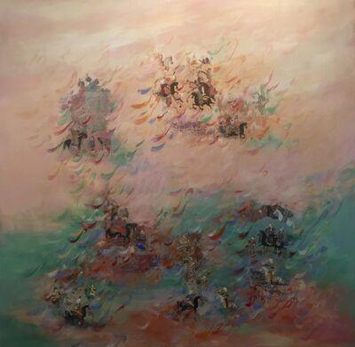 Nurieh Mozaffari, 'Emerald Day', 2019