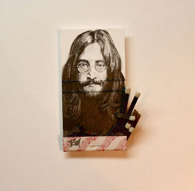 matchbox artists, 'John Lennon', 2016