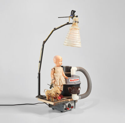 Tom Sachs, 'Ashtray Lion', 2008