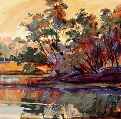 Brent Laycock, 'Murray River Bend', 2013