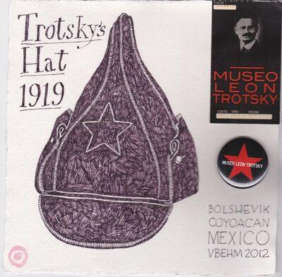 Victoria Behm, 'Trotsky's Hat', 2012