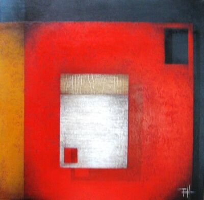 Frank Jensen, 'Red Forest', 2013