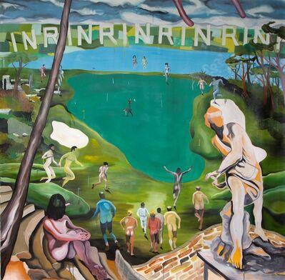 Yann Leto, 'INRI', 2015