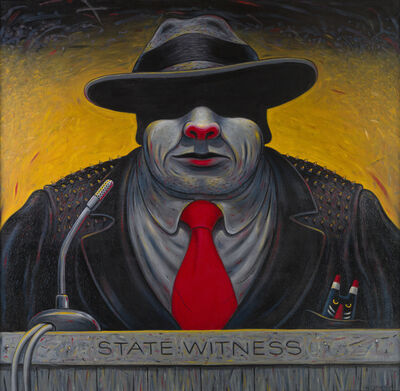 Norman Catherine, 'State Witness', 2019