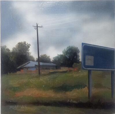 Margaret Morrison, 'Nebraska Exit', 2015