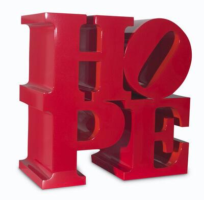 Robert Indiana, 'HOPE (Red/Orange)', 2009