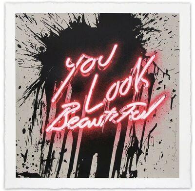 Mr. Brainwash, 'You Look Beautiful ', 2018