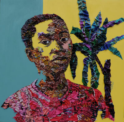 Marcellina Akpojotor, 'Young One (Conversations)', 2019