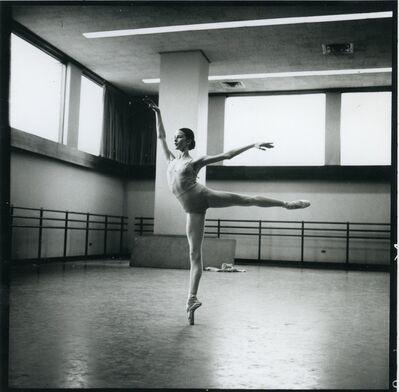 Arthur Elgort, 'Darci Kistler, 1980', 1980