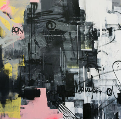 Sen2 (Sandro Figueroa), 'The Finish Blac', 2020