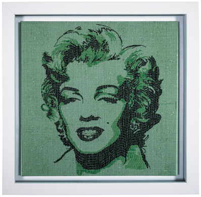 Stephen Wilson, 'Mint Diamond Marilyn', 2017